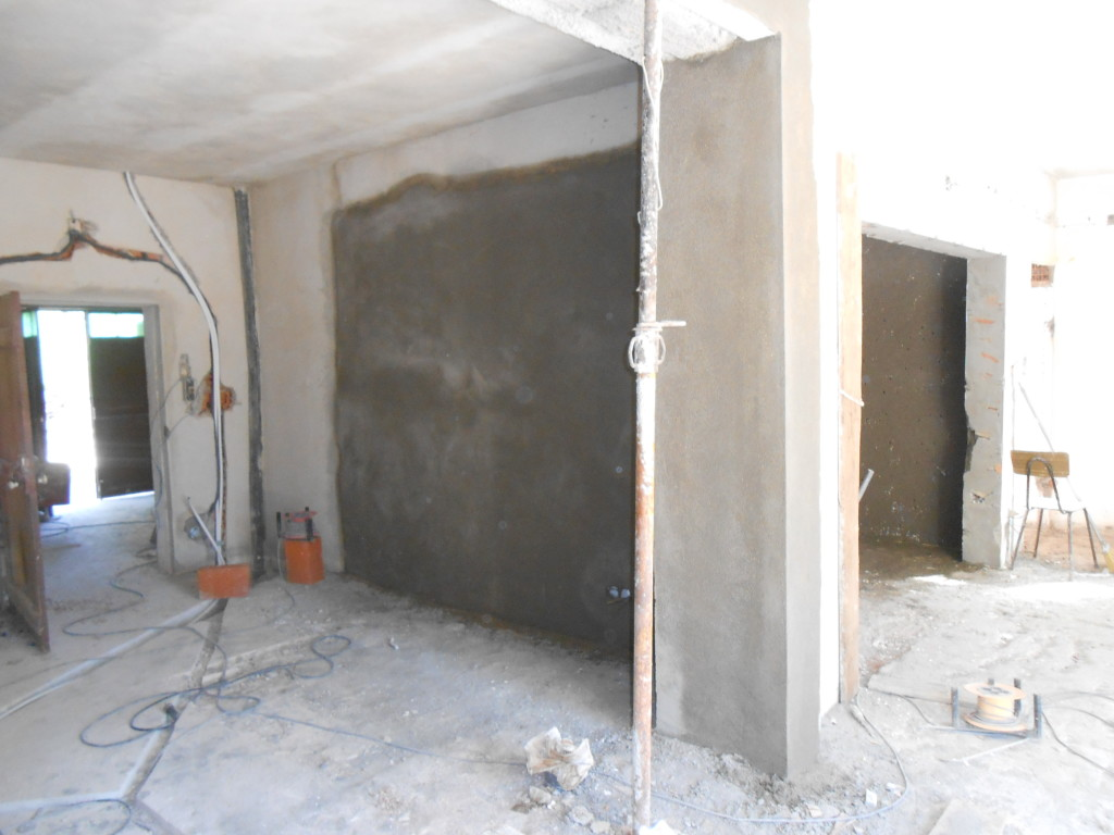 internal render and room widening shot